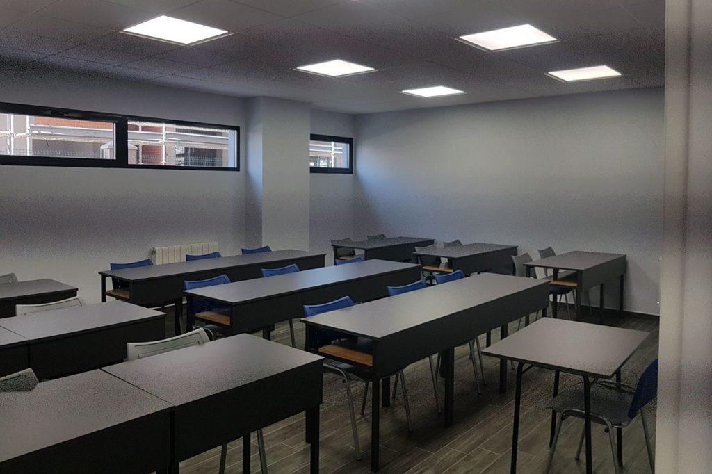 Salas de aprendizaje