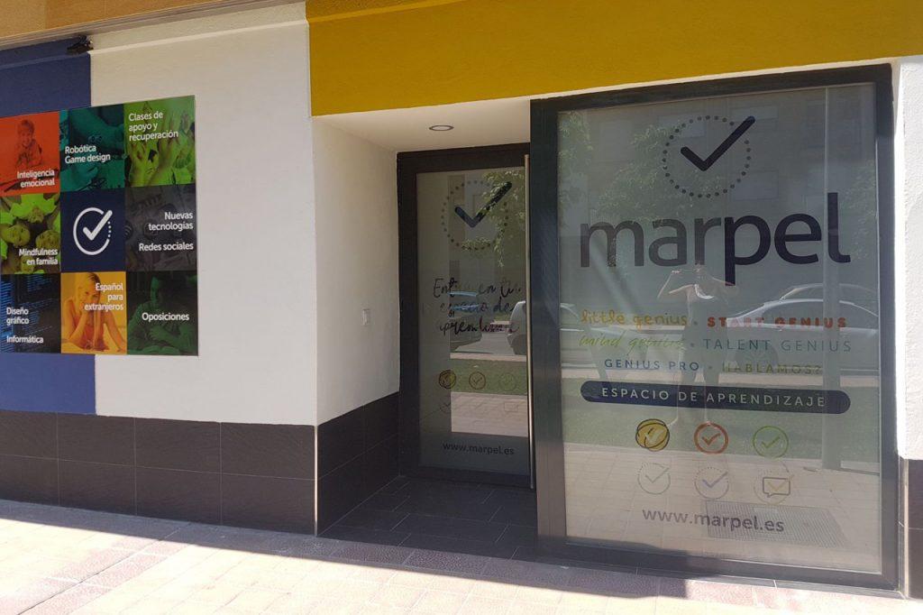 Acceso a Marpel, espacio de aprendizaje